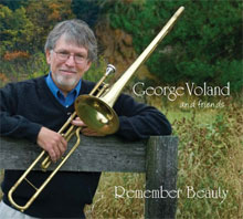 George Voland and Friends: Remember Beauty CD cover